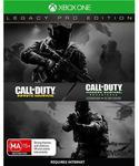 XB1 Call of Duty Infinite Warfare Legacy Pro Ed. (Game + Season Pass + COD MW Remastered) $89 @ JB Hi-Fi (PS4 Sold out)