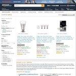 Philips Hue B22 2nd Gen Starter Kit £86.99 (AU $149) @ Amazon UK