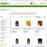 15% off Optimum Nutrition & Other Sports Brands - iHerb