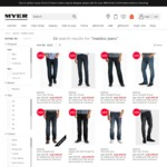 Mens Maddox Jeans - Myer - $20 (Normally $79)