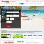 16% off Selected Hotels @ Cheaptickets.com