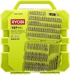 Ryobi 127 Piece Drilling and Driving Set $19.98 @ Bunnings