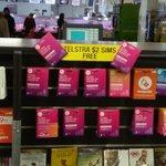 Free Telstra $2 SIM Card @ Woolworths Sunshine VIC