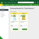 Cobs Gluten Free Popcorn 80g-100g $1.40 @ Woolworths Instore & Online