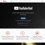 3 Month Free Trial - YouTube Red (New Subscribers)