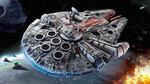 Win a LEGO Star Wars Millennium Falcon from Gleam