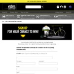 Win a 2018 SCOTT Foil RC Bike Worth $8,500 or 1 of 10 Signed Cycling Australia Jerseys from Science in Sport