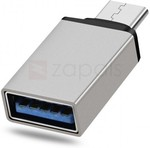 USB Type-C to Female USB 3.0 Type-A OTG Adapter US $0.2 (AU $0.26) Delivered @Zapals
