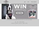 Win 1 of 30 PetLife CLIX Dog Harnesses Worth $59.99 from Nestlé