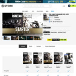 [PC] Rainbow Six Siege - Free Weekend & 50% Off: Starter Edition $10, Standard $30, Gold Year 2 $50, Complete $65 @ Ubisoft