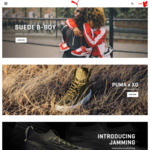 PUMA Friends and Family - 30% off Everything