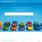 Sydney Airport Parking $20 off Your Next Parking Booking