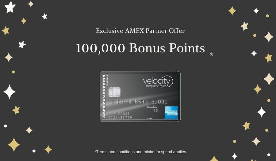 Amex Channel Exclusive Offer 100k Bonus Points With