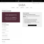 Win 1 of 4 $1,000 SABA Gift Cards from APG&Co