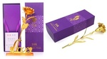 24ct Gold-Plated Rose or Carnation with a Box $12 + Shipping @ Groupon