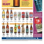 Weihenstephaner 4-for-$20, White Rabbit or Moon Dog 6pk $18 [In-Store], 10x Flybuys with $30+ Spend [Targeted] @ First Choice