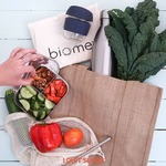 Win 1 of 10 Biome Eco-Friendly Packs Worth $150 Each from I Quit Sugar and Biome