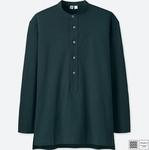 Men's Supima Long Sleeve Shirts $14.90, Tricot Jersey Jacket $19.90 @ Uniqlo