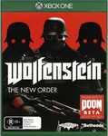 [XB1] Wolfenstein New Order $7 @ Big W