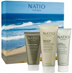 Natio for Men Christmas Gift Sets - $10 to $12, around 50% off @ Priceline