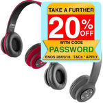 Jam Transit Wireless Bluetooth Headphones - $23.20 Delivered @ KG Electronic on eBay