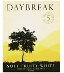 Daybreak Soft Fruity White Cask 5L $9.10 (Was $14) @ Coles