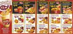 KFC Vouchers (NSW, Vic)