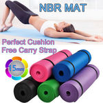 1.5cm NBR Yoga Mat with Free Strap 183*61*1.5cm $19.79 Shipped @ My_carts on eBay