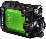 Olympus TG-Tracker Tough 4K Video Action Camera (Green) $179 @ JB Hi-Fi