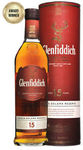 Glenfiddich 15YO Solera Reserve Scotch Whisky 750ml (Boxed) $79.19 Delivered @ GoodDrop eBay