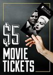 [QLD/ACT/VIC/NSW] Palace Cinema $5 Tickets + $1.50 Booking Fee (9-15 Aug)