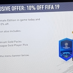 20% off FIFA 19 Ultimate Edition ($104.16) if You Pre-Order inside FIFA 18 (with EA Access)