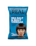 Real Chips Sea Salt & Malt Vinegar, Sweet Chilli, Sea Salt, (150g Packs) $1ea @ Dan Murphy's