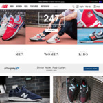 40% off on Selected Items (Excludes Cricket, Digital & Clearance) @ New Balance (Online Only)