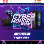 PLE COMPUTERS 10% OFF Site Wide (See Description for Exclusions)