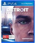 [PS4] Detroit: Become Human $34 + 3 Months Stan @ JB Hi-Fi