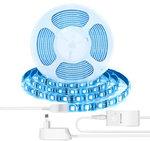 BlitzWolf® BW-LT11 1M/2M/5M Smart APP Control RGBW LED Light Strip Kit From US $6.15 (~AU $8.01) Shipped@Banggood
