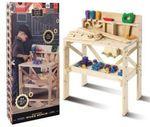 FAO Schwarz Toy Wood Workbench $49.99 + Delivery (Free C&C) @ Australian Geographic