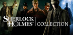 [PC] Steam - The Sherlock Holmes Collection (6 Games) - £3.99 (~ $7.45 AUD) - Gamesplanet UK
