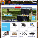ALDI Camping Sale: Instant Up Tent 4P $129, 6P $179, Screen Room $99.99, 240V Mattress $39.99, Solar Kit $179, OneZee $49.99