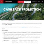 "Yokohama Advan Neova AD08R Tyres, Buy 4 17""+ Get $100 Cashback @ Selected Yokohama Dealers"