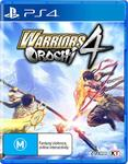 [PS4] Warriors Orochi 4 $29 + Delivery @ Amazon AU and JB Hi-Fi