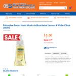 Palmolive Foam Hand Wash Antibacterial Varieties 250ml $1 (Instore Limit of 3 Per Customer) @ Good Price Pharmacy