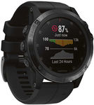 Garmin Fenix 5S Plus $699, Garmin Fenix 5X Plus Sapphire $849 @ rebel (Free Delivery)