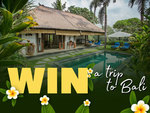 Win 1 of 2 VIP Wellness Retreats at Sukhavati Bali for 2 Worth Up to $16,000 from Chemist Warehouse