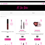 57 Sale Items at $3 Each + Free Shipping on All Orders @ Australis Cosmetics