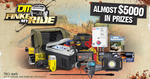 Win $4,591 of Camping and 4X4 Gear from TJM