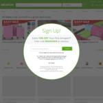 10% off Sitewide @ Groupon (Triple Groupon Cashback of 15% @ Cashrewards)