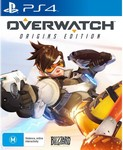 [PS4] Overwatch Origins Edition $10 @ Big W (In Store Only)