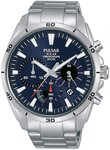 Pulsar Mens Chronograph PZ5057X Solar Power $119 Delivered (RRP $299) @ Starbuy